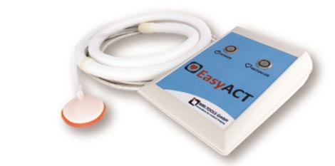 MRI.TOOLS GmbH: EasyACT -Triggering/Gating Device for MRI