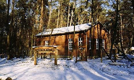 School-in-the-Woods in the Buch Forest