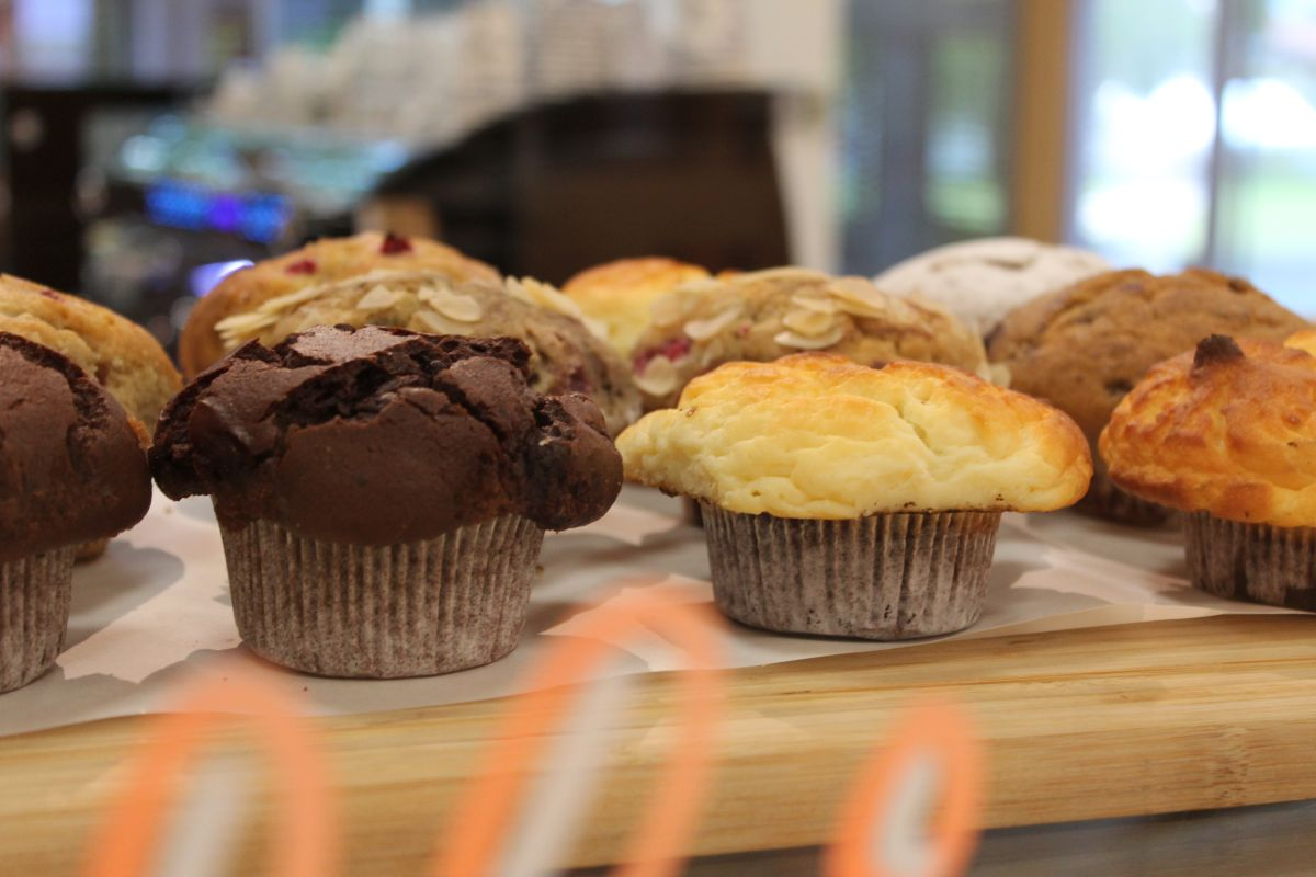 Muffins should not be part of a daily diet. Foto: CBB
